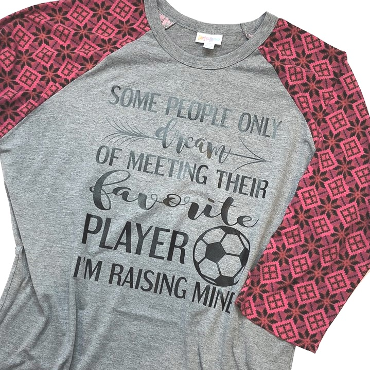 Customized Tees - Get your favorite LuLaRoe pieces customized with holiday themes offered or message me for a custom request!