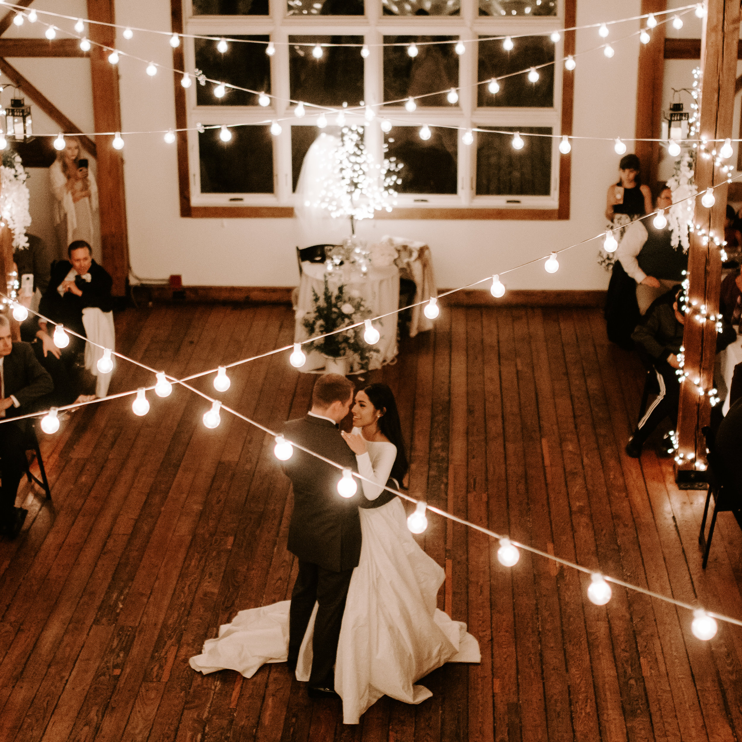 Byron Colby Barn Wedding by Kerri Carlquist Photography