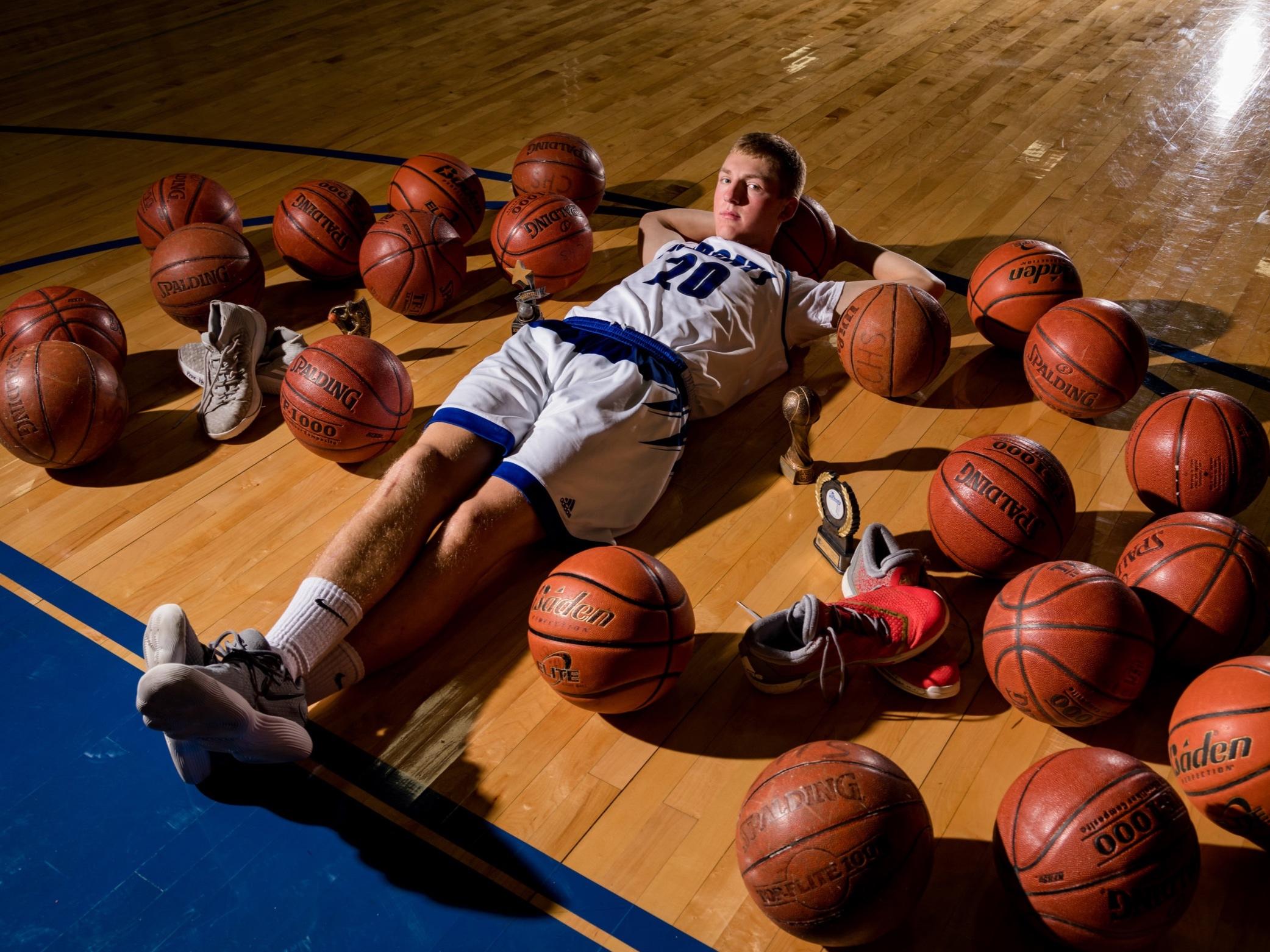 Callaway basketball