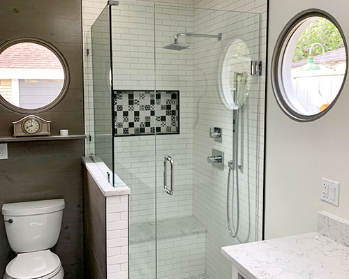 what we do - We offer a full range of glass services to make any room or business stand out. From one-of-a-kind glass shower enclosures, to custom mirrors and windows, Legacy Glass and Mirror has all your residential and commercial glass needs covered.