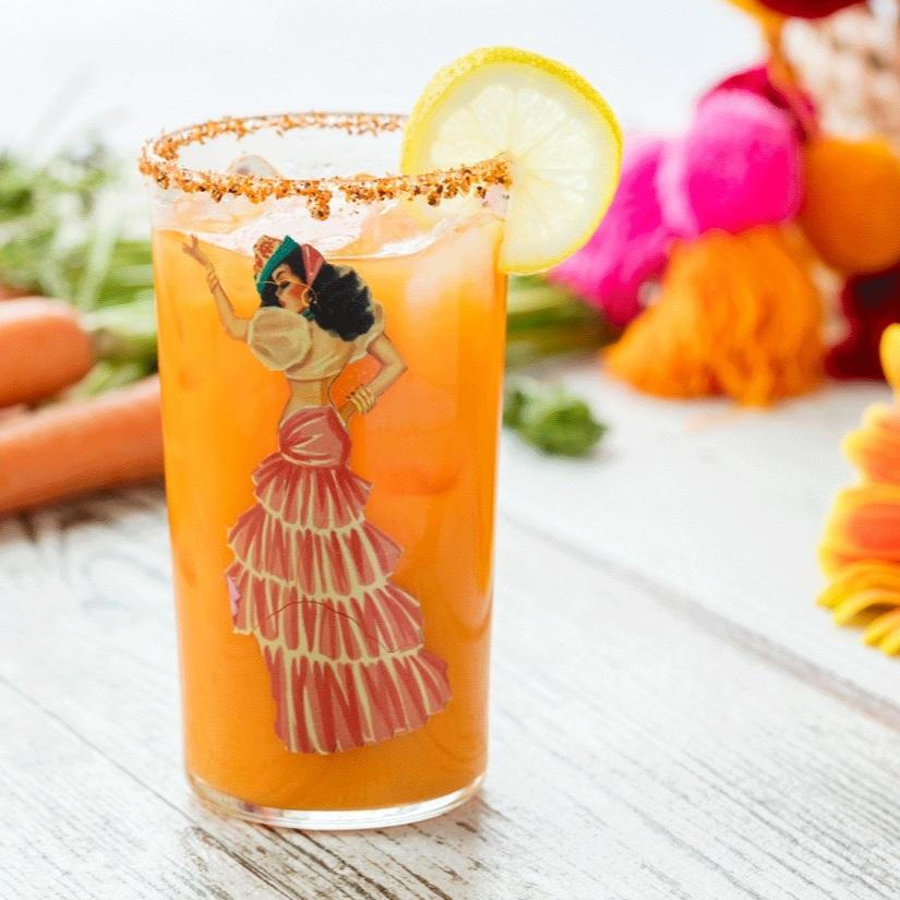 Orange Senorita