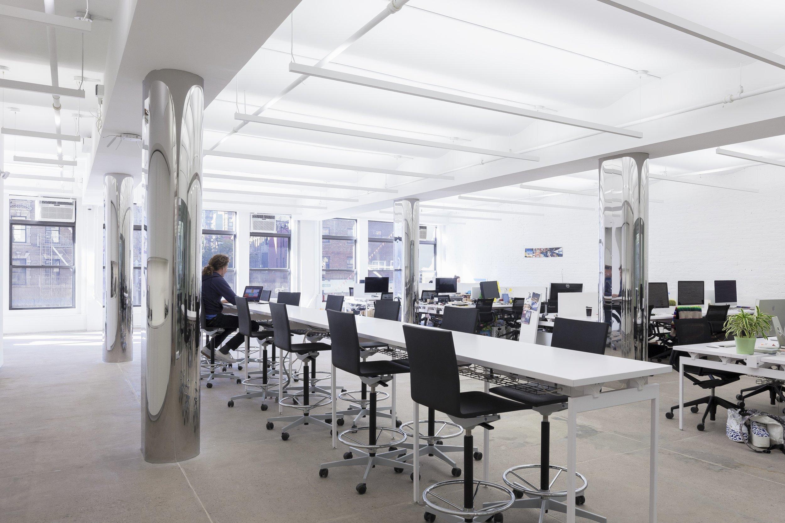 NEW INC Workspace