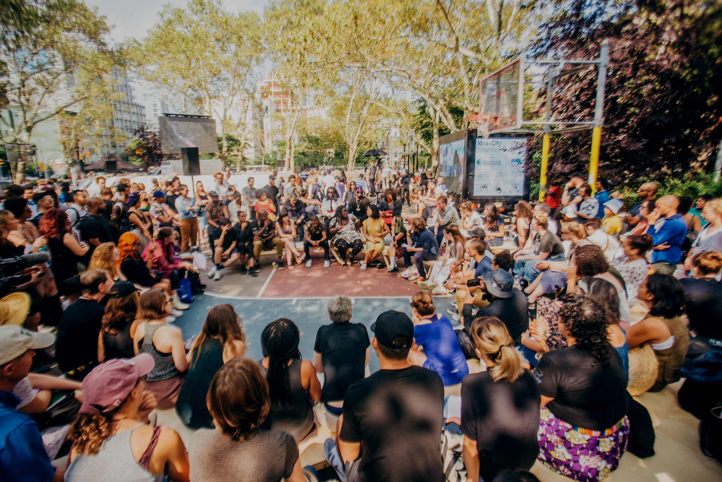 Ideas for the City - in partnership with IdeasCity