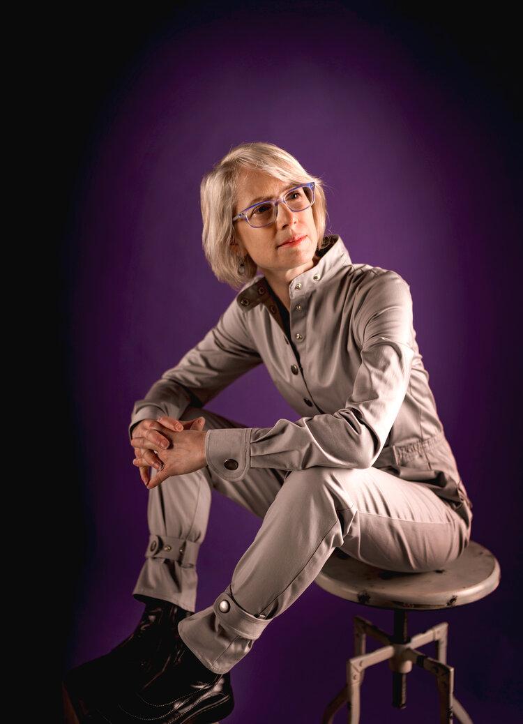 Heidi Boisvert image