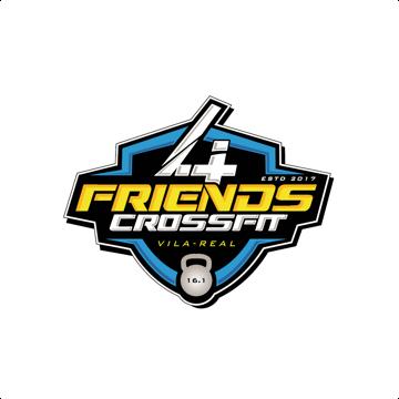 CrossFit 4 Friends