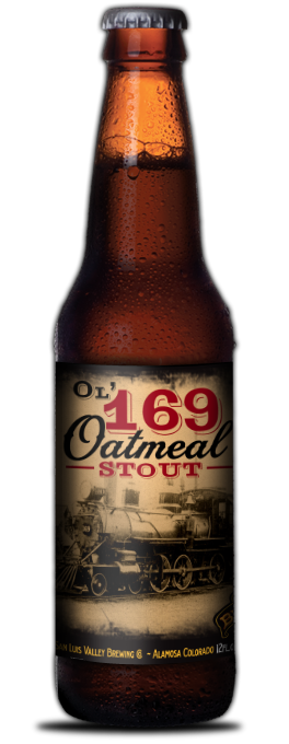 Ol' 169 Oatmeal Stout