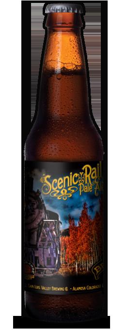 Scenic Rail Pale Ale
