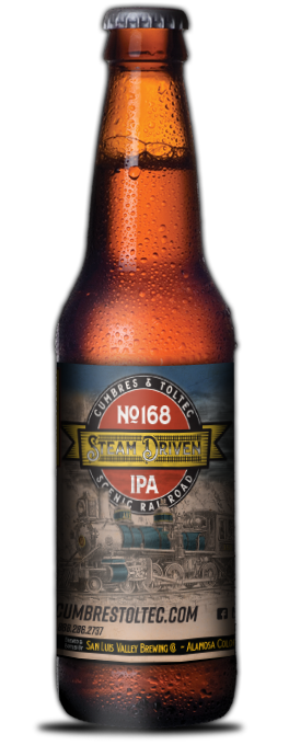 168 STEAM DRIVEN IPA