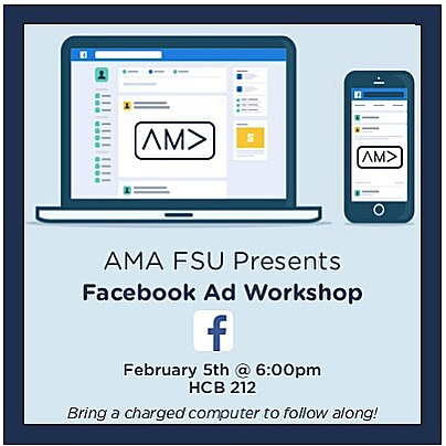 Don't forget about tonights workshop at 6pm! Bring your charged device so you can follow along.