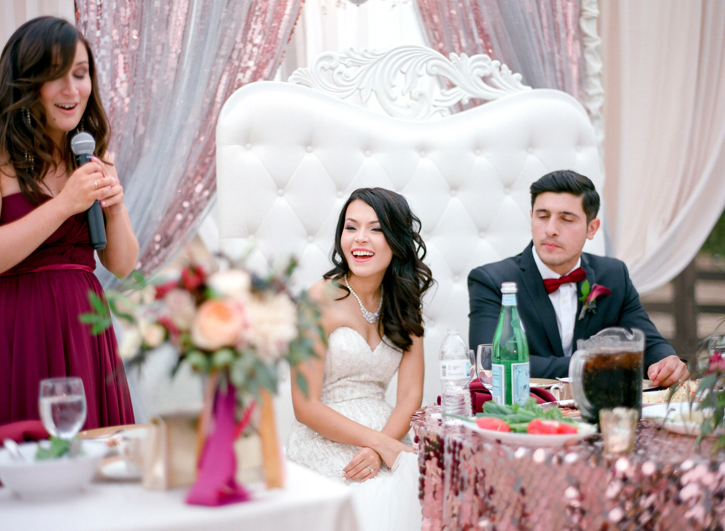 Amador_County_Wedding_Bride_Groom_Reception_Sweetheart_Table_Rancho_Victoria_Vineyard_Northern_California.jpg