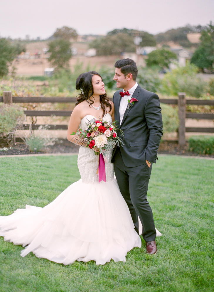 Amador_County_Wedding_Florist_Bride_Groom_Bridal_Bouquet_Boutonniere_Romantic_Glamorous_Whimsical_Pink_Burgundy_Dahlia_Ranunculus_Eucalyptus_Rancho_Victoria_Vineyard_Northern_California.jpg