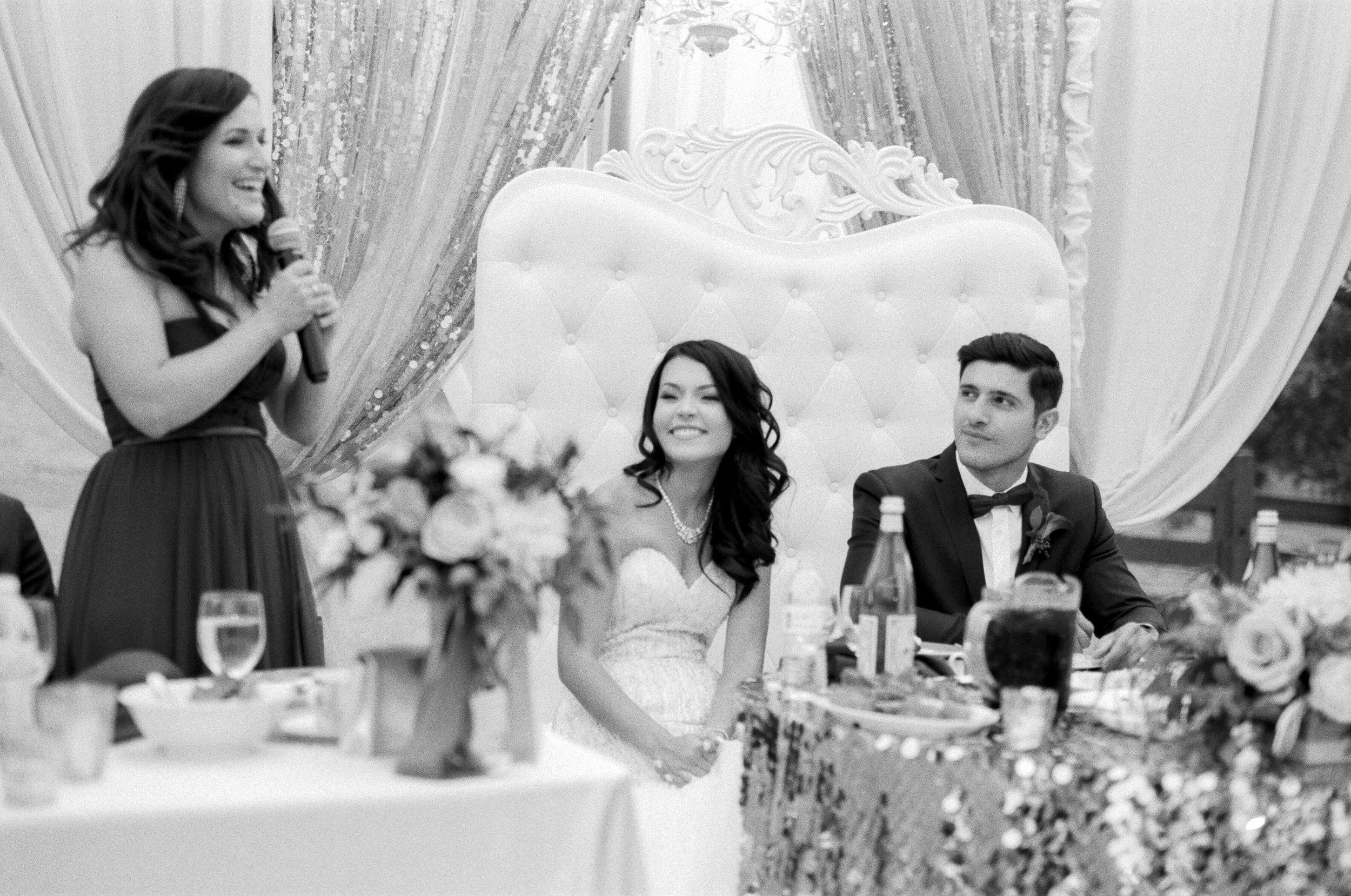 Amador_County_Wedding_Reception_Bride_Groom_Chair_Black_White_Rancho_Victoria_Vineyard_Northern_California.jpg