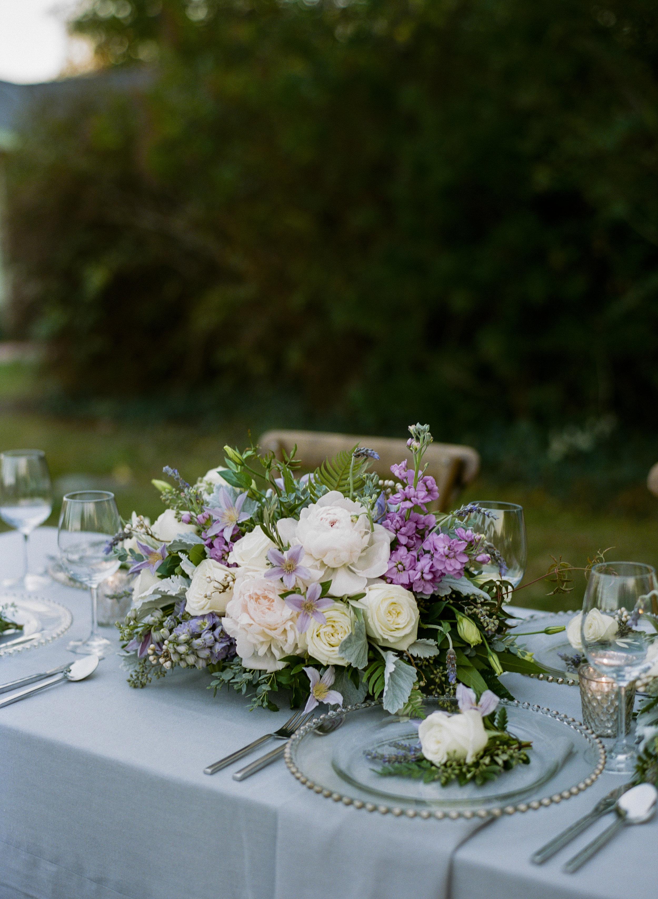 Violette-fleurs-roseville-sacramento-california-Flower-farm-inn-wedding-florist-spring-tablescape-purples-blushes-grays-upscale-design.jpg