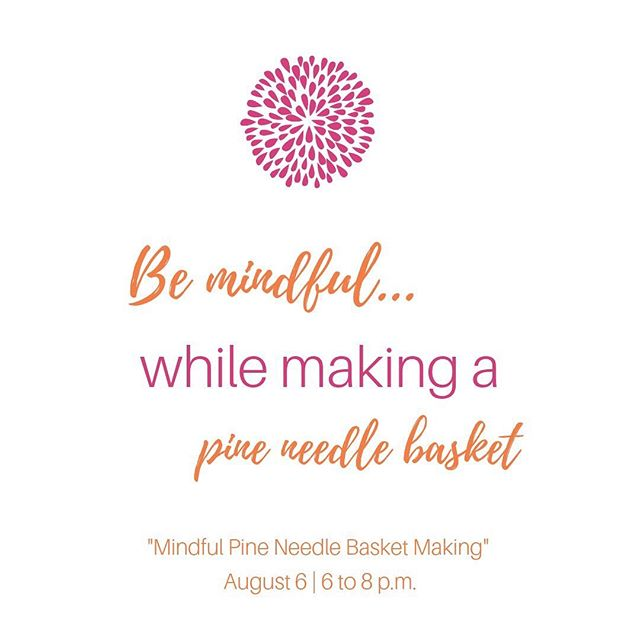 This popular class with Meggen Wright of @restorativehealththerapies is coming up! Be sure to register by Tuesday. . . . Link in bio.