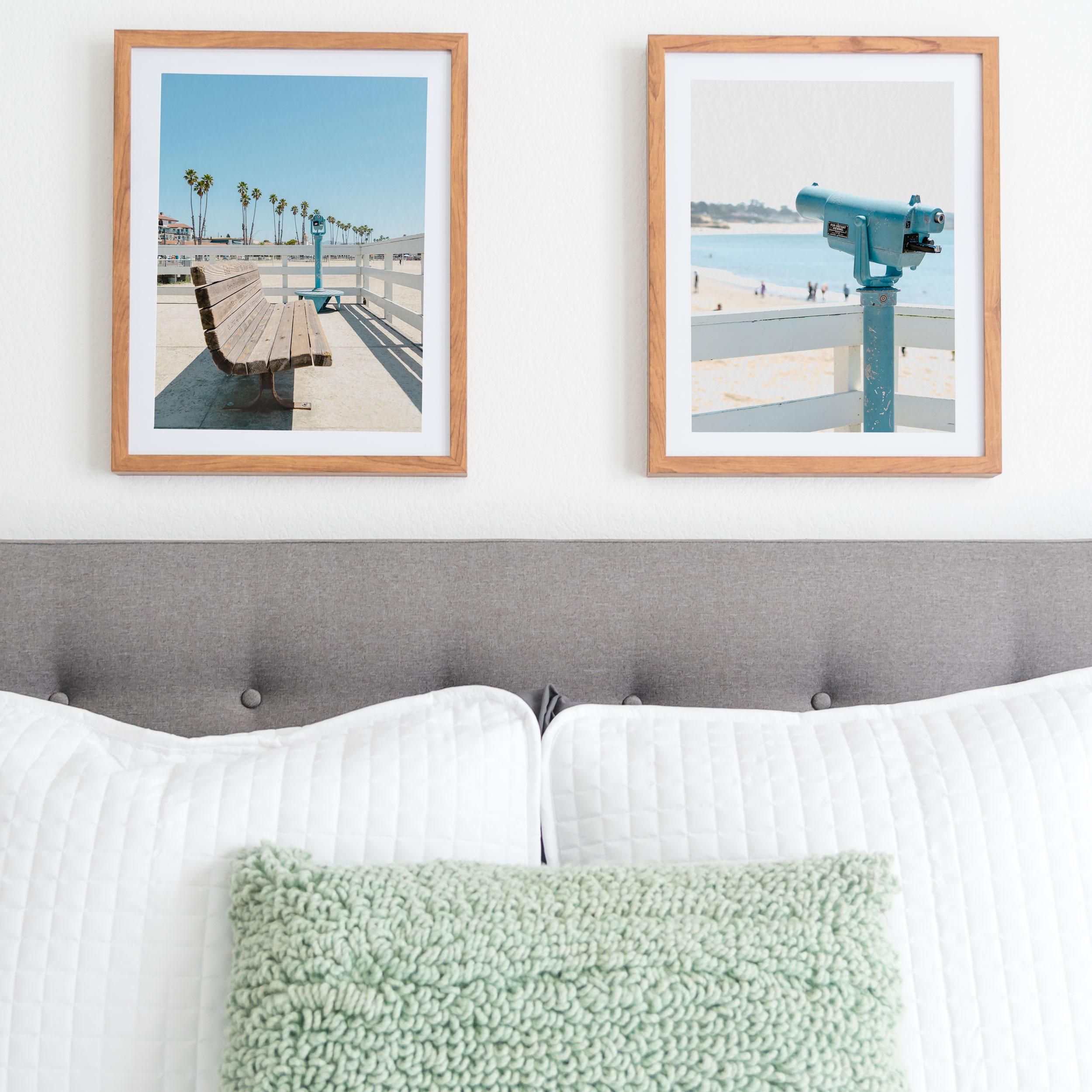 Copy of Boardwalk Bench (L) and Santa Cruz Viewfinder (R)