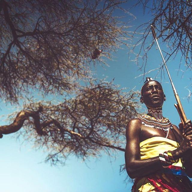 "#thisiskenya #thisisafrica #EcosystemExplorers  Captured by @migwa "" L E O G O M ""  #makingportraits #tembeakenya #warrior #Turkana #Kenya #Africa #travel #color #WalksOfLife #natgeo #natgeoyourshot #MagiqBaby"