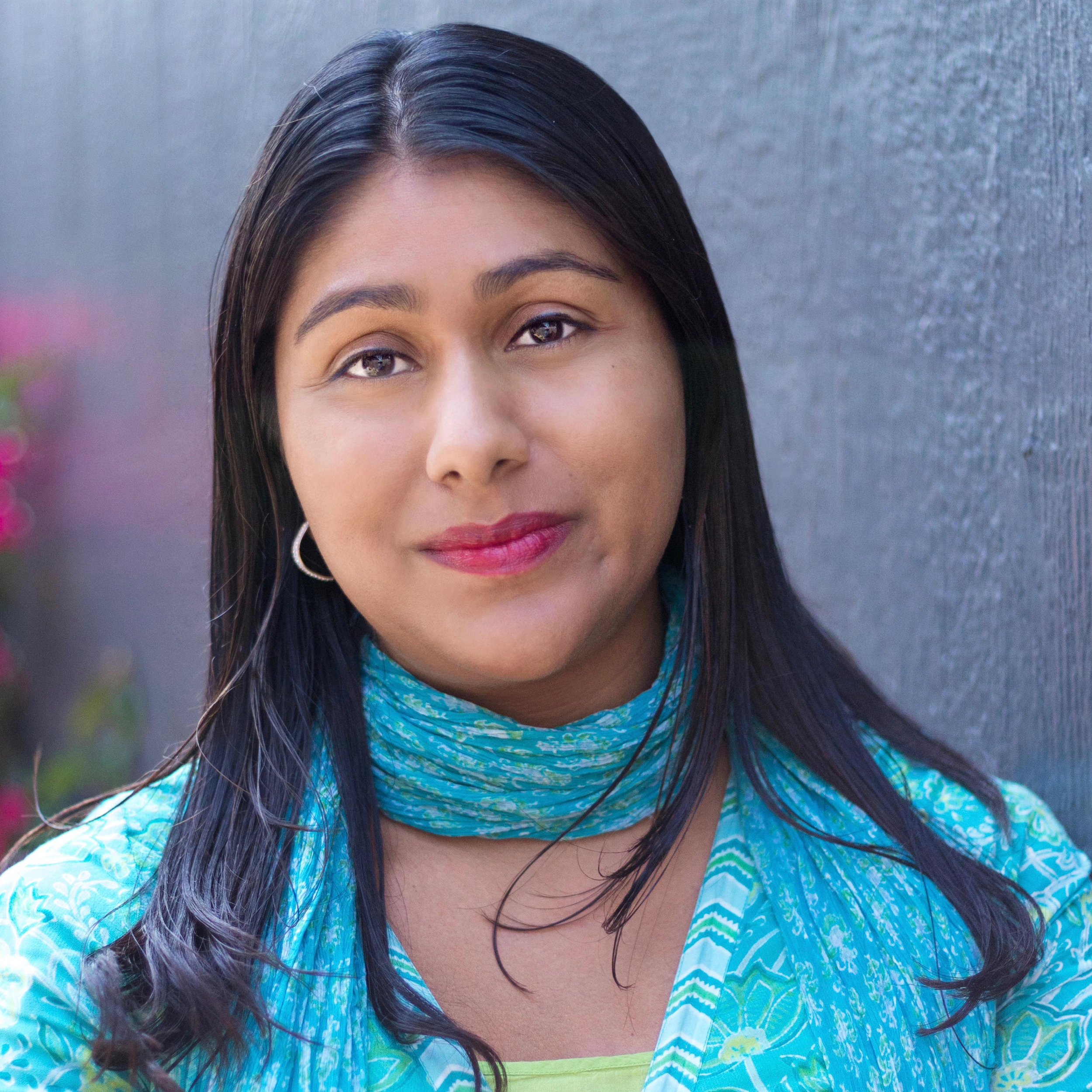 Meena Srinivasan    Executive Director & Co-Founder