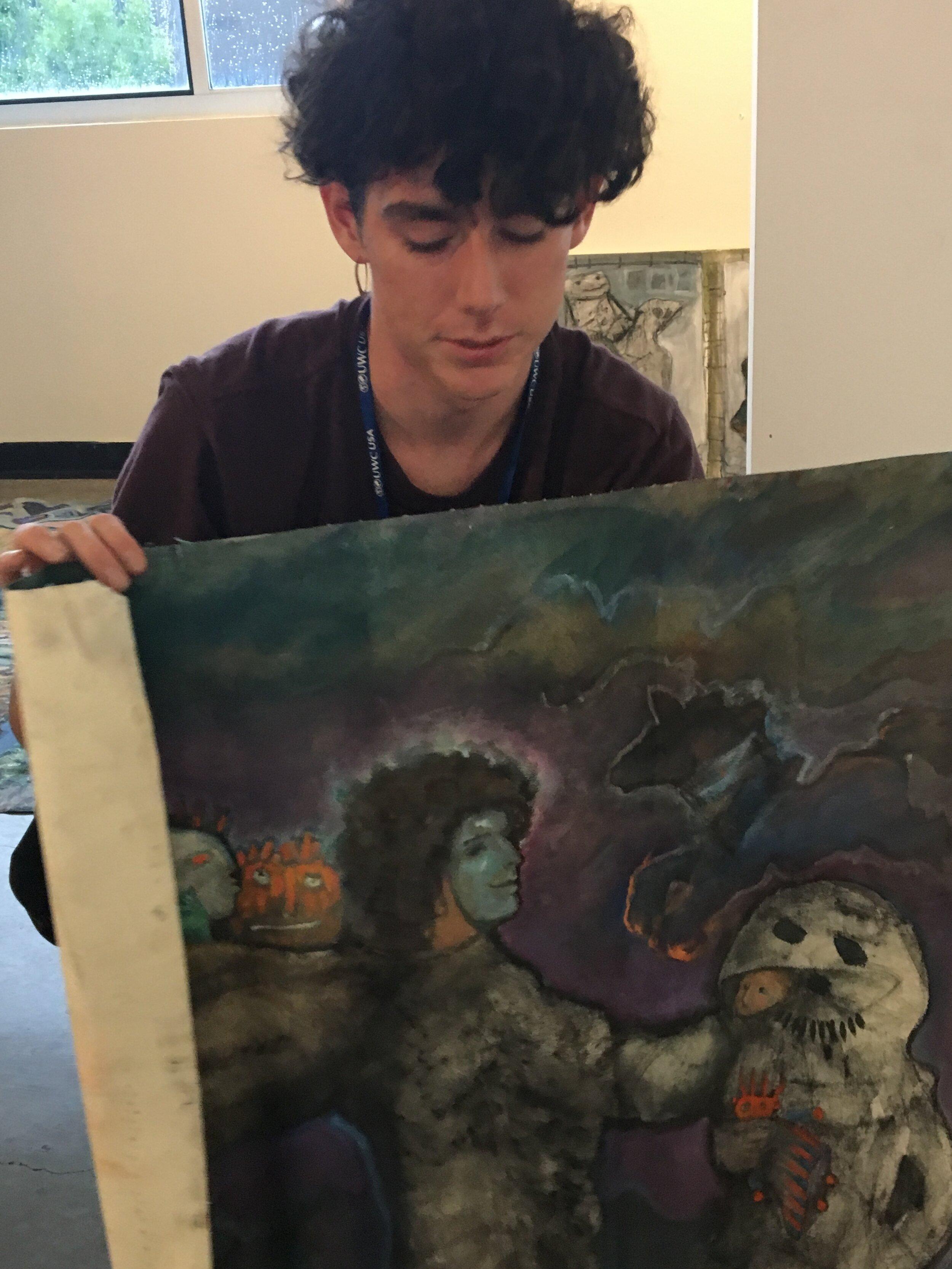 Mobb art and son.JPG
