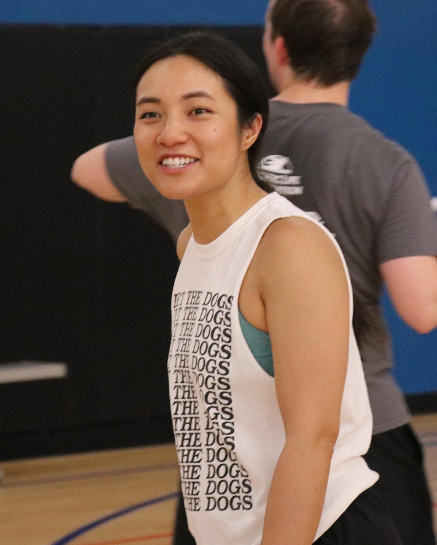 Bea Nguyen, Lightspeed Saber Academy