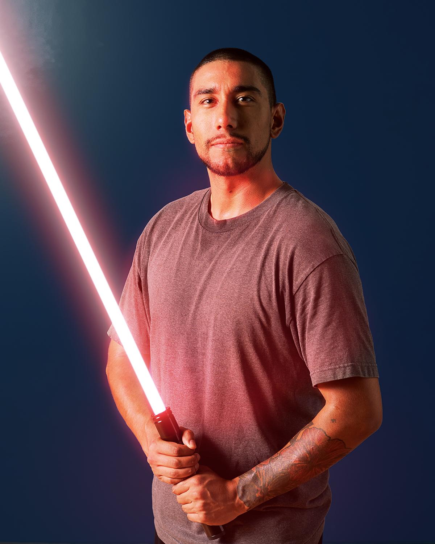 Daniel Delgado, Lightspeed Saber Academy