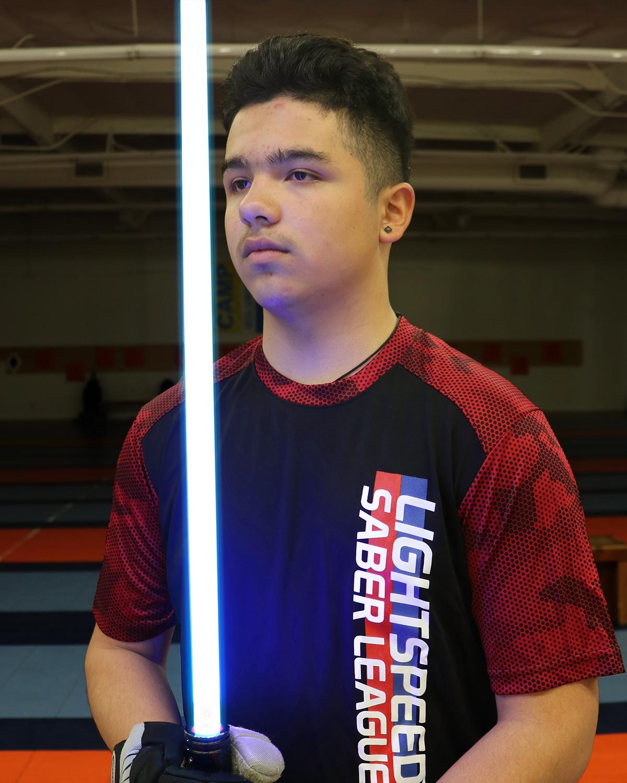 Jeremiah Rodriguez, Lightspeed Saber Academy