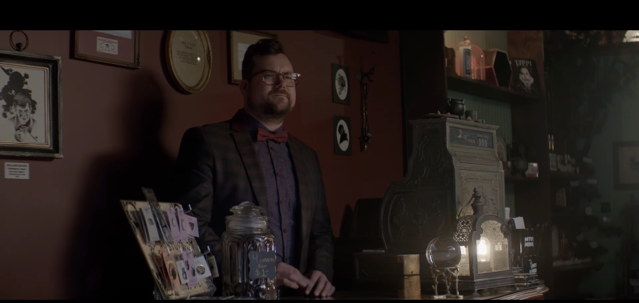 "Nerdist Presents ""Mystic Museum"""