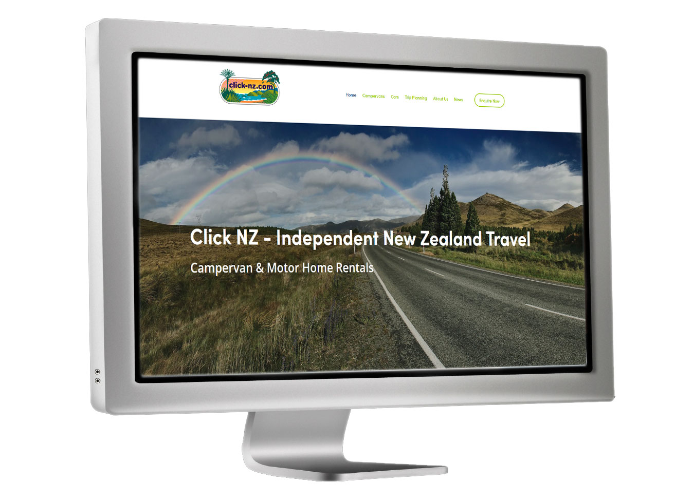 Click NZ website