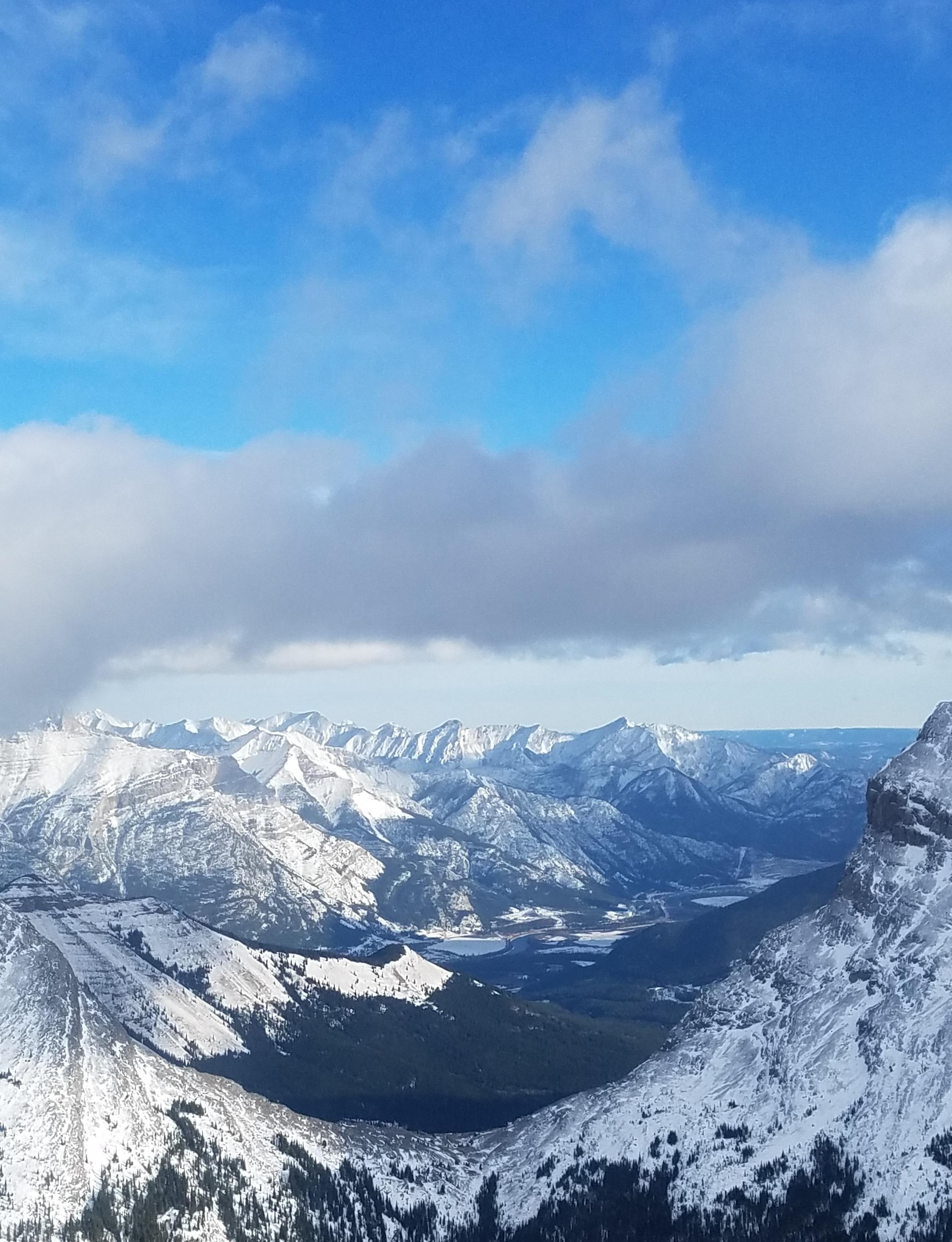 Rocky Mountains, Banff, Canada