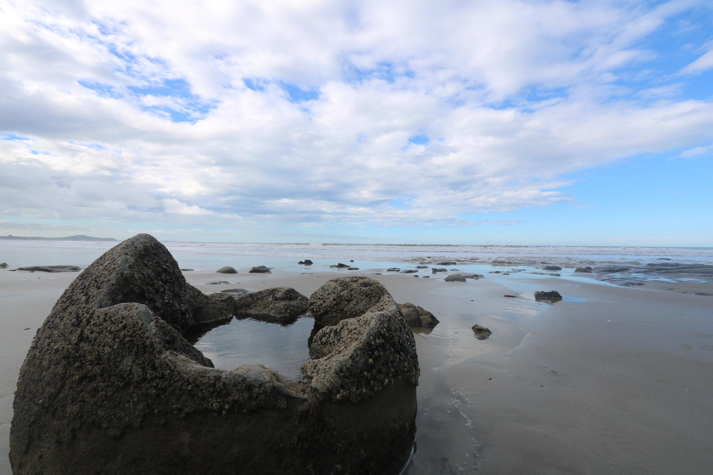 Moeraki Boulders, Otago, New Zealand