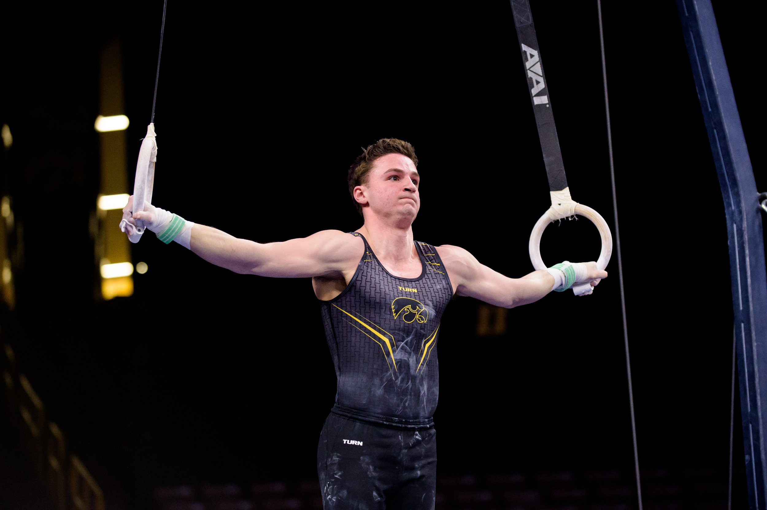 Jake Brodarzon has been a driving force behind Iowa's 2019 success. (photo: Jess Frankl)