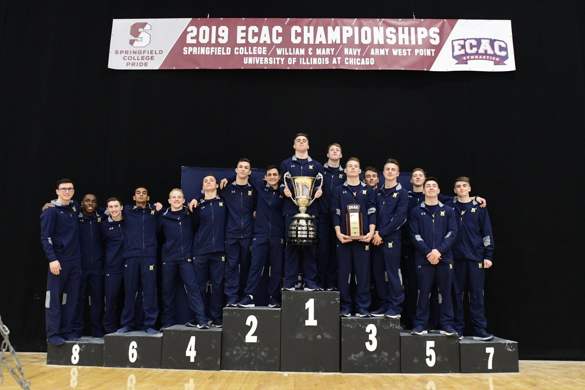 Navy is fresh off another ECAC Conference championship. (photo: Navy Athletics)