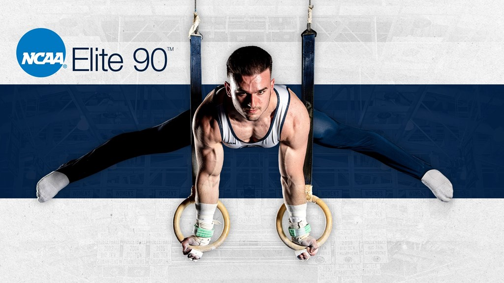 Noah Roberson from Penn State earns 3 Elite 90 Awards