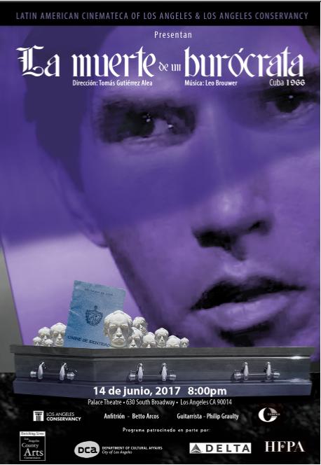 Muerte de un burócrata/Death of a Bureaucrat  (Cuba, 1966)