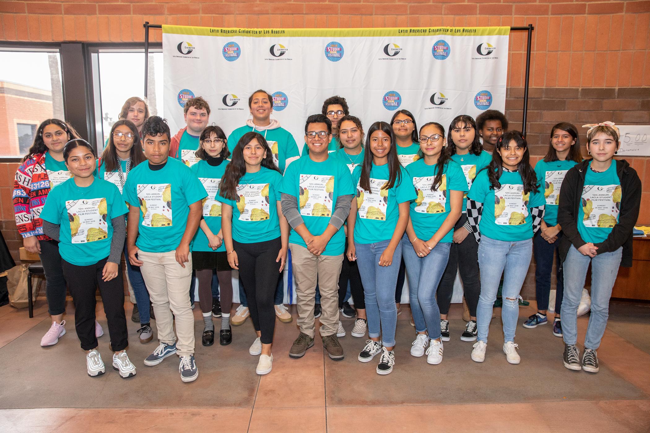 2019 | LACLA Student Film Festival Participants