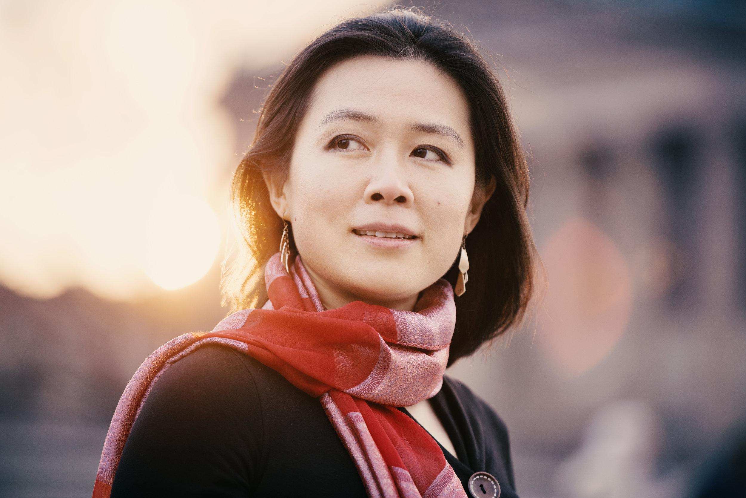 Amy Yang, piano