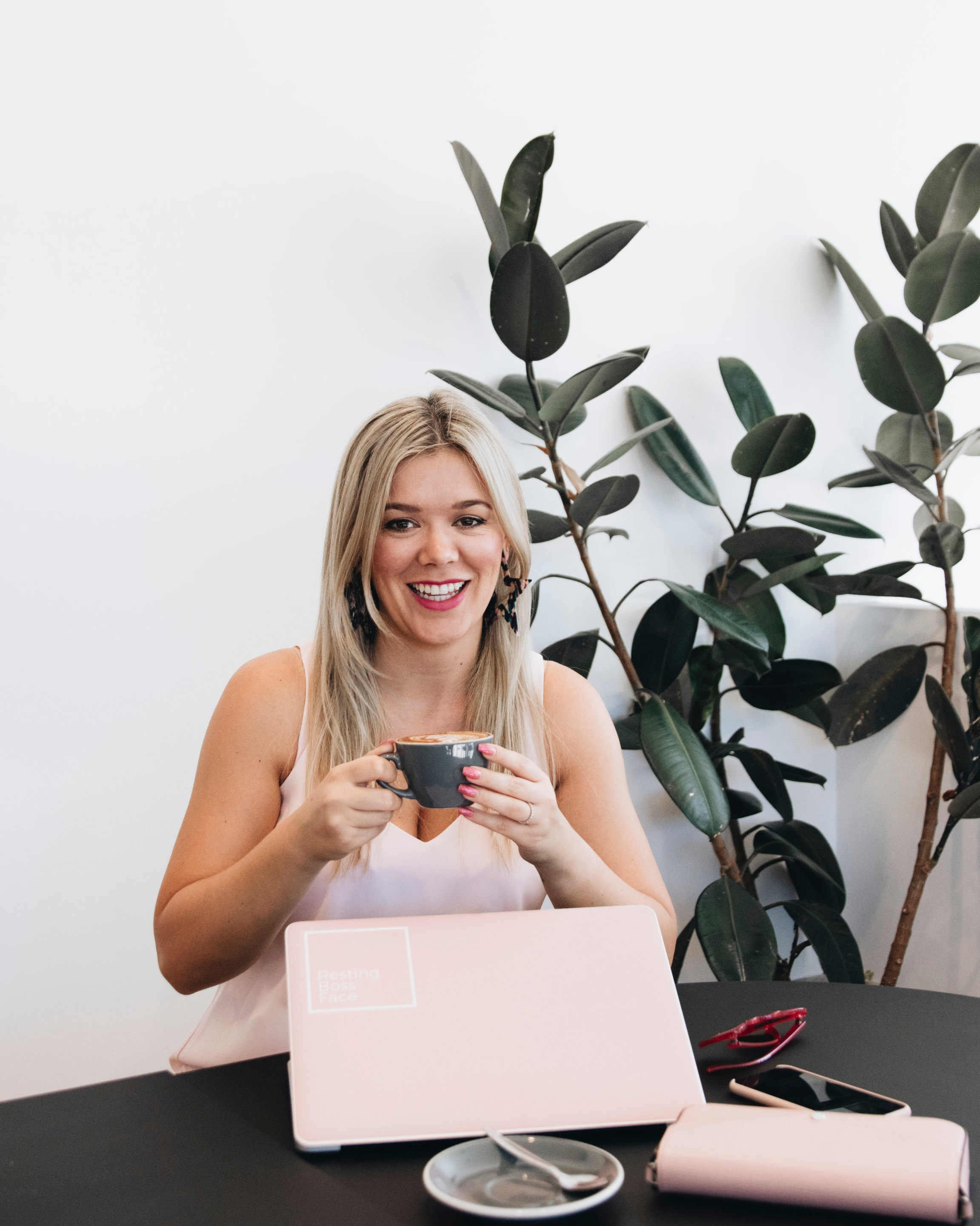 Hi, I am Tara! - An 8 figure entrepreneur, business mentor to female entrepreneurs and a keynote speaker on female entrepreneurship.I founded Resting Boss Face to help female entrepreneurs get their business dreams out of their heads and into the world.My goal is to help 2020 females create and build a life they love through entrepreneurship by 2020.