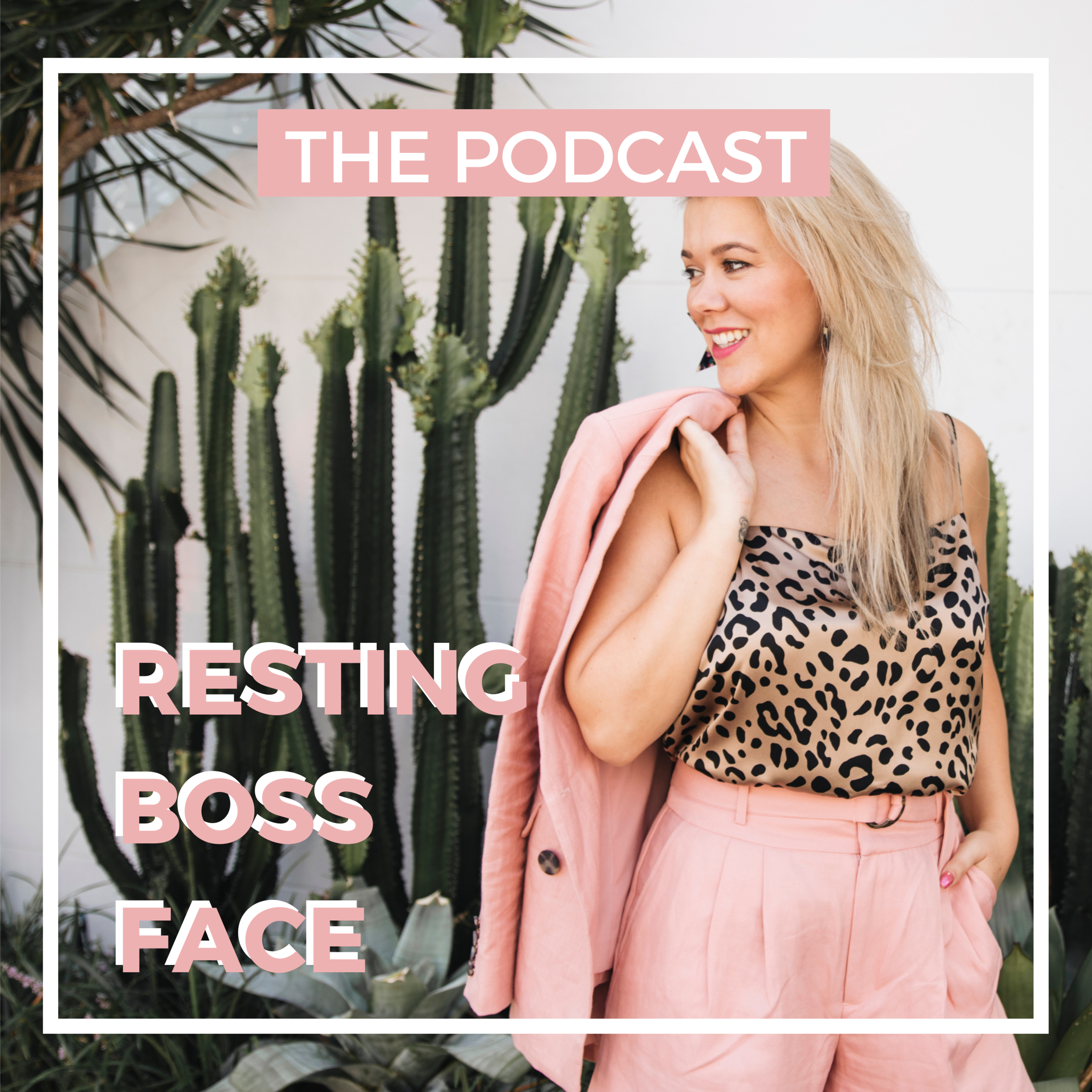 Resting Boss Face The Podcast