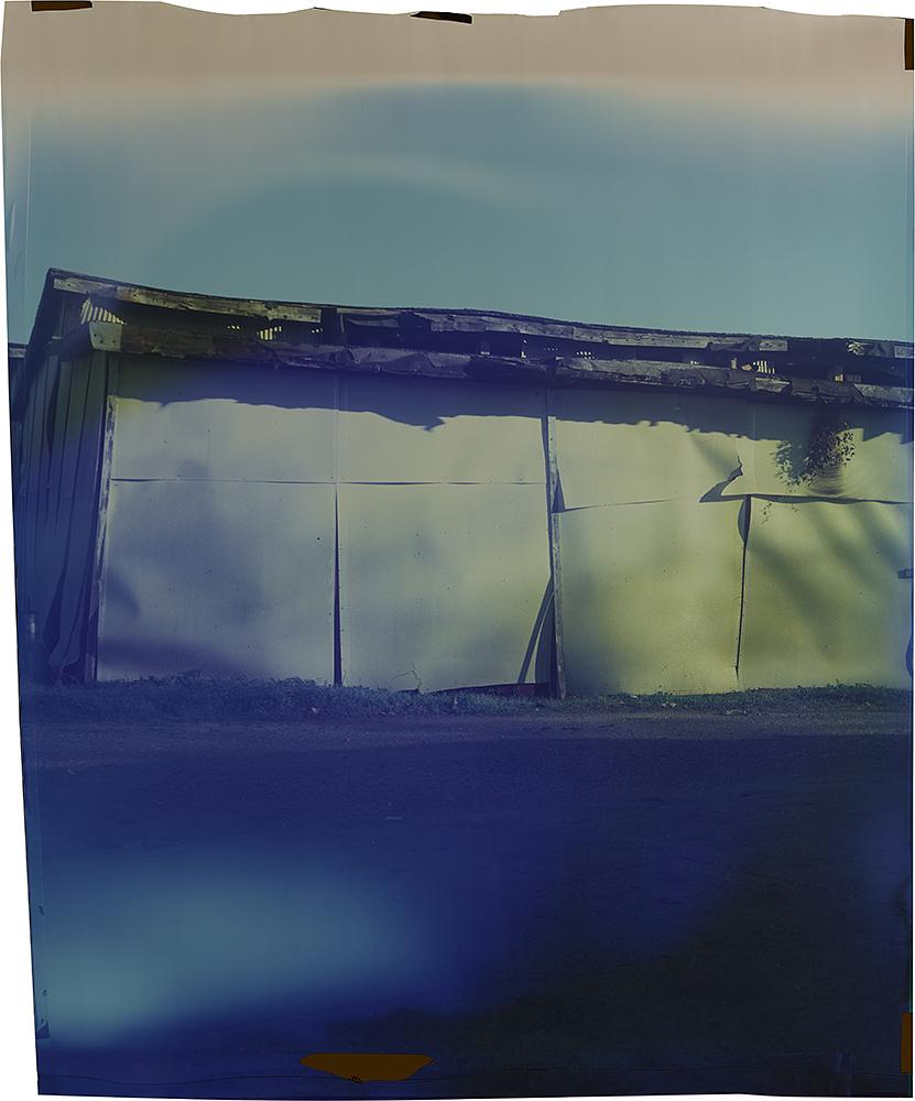Camera Obscura Ilfochrome Photograph, Unique 34'' x 28''  COAHOMA COUNTY, MISSISSIPPI  2014