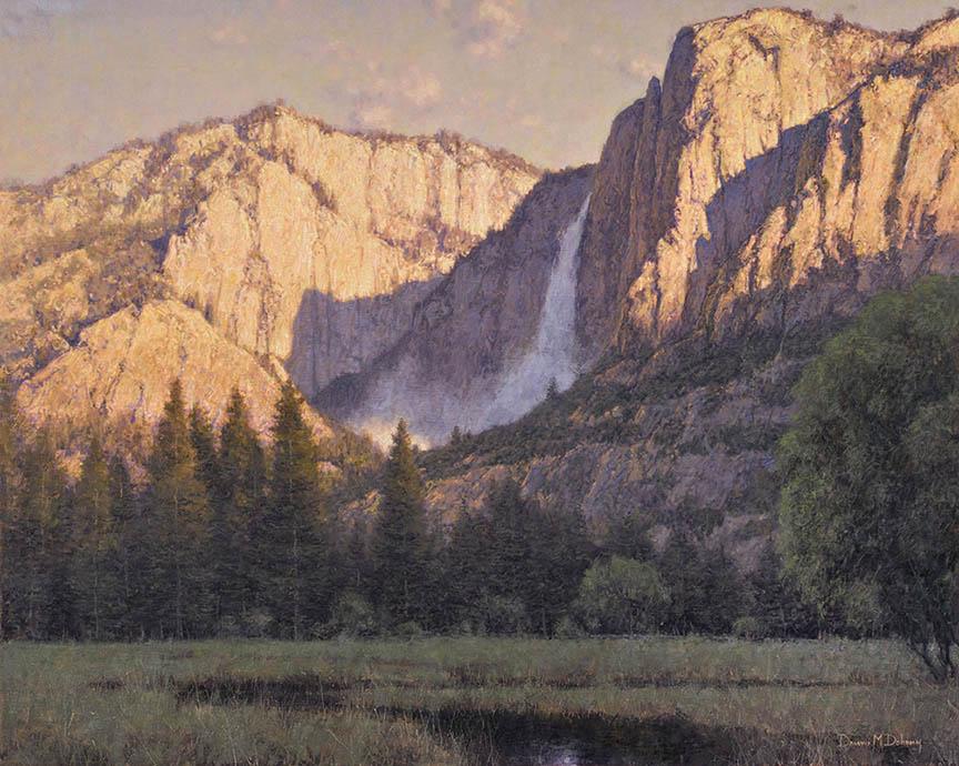 Daybreak - Yosemite Falls