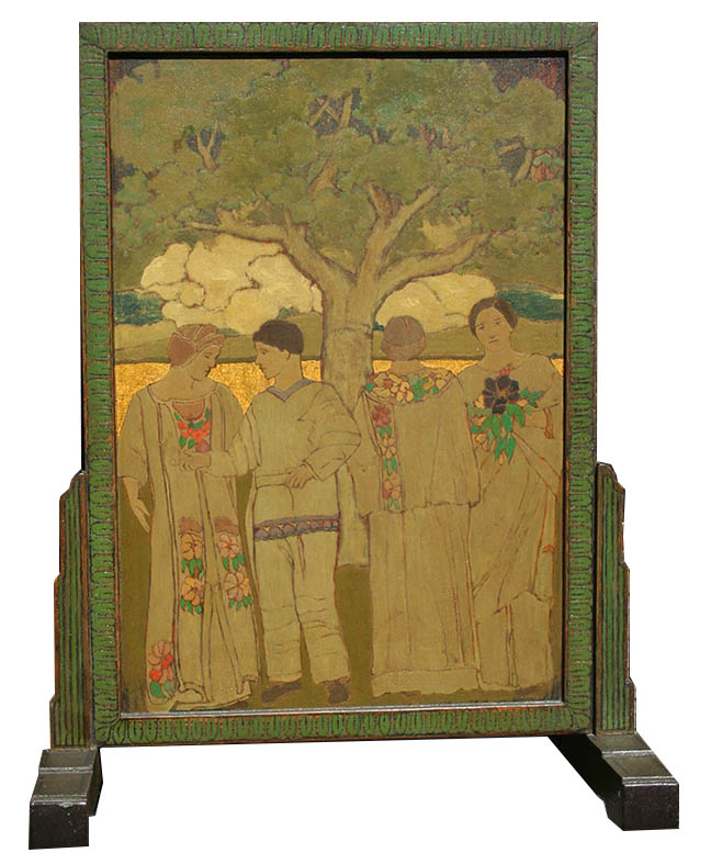 Tea Screen (Side 2)