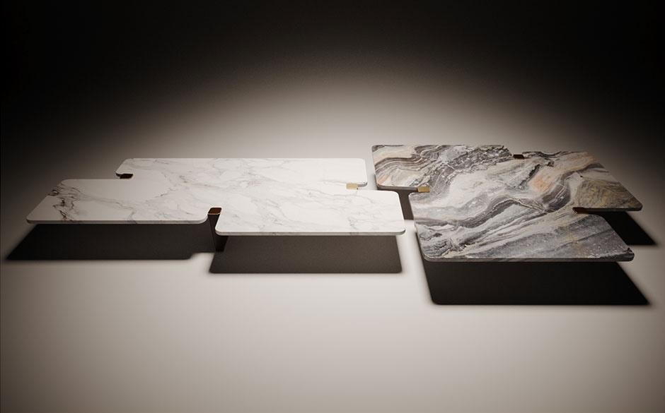 Jacob Tables  by Minotti