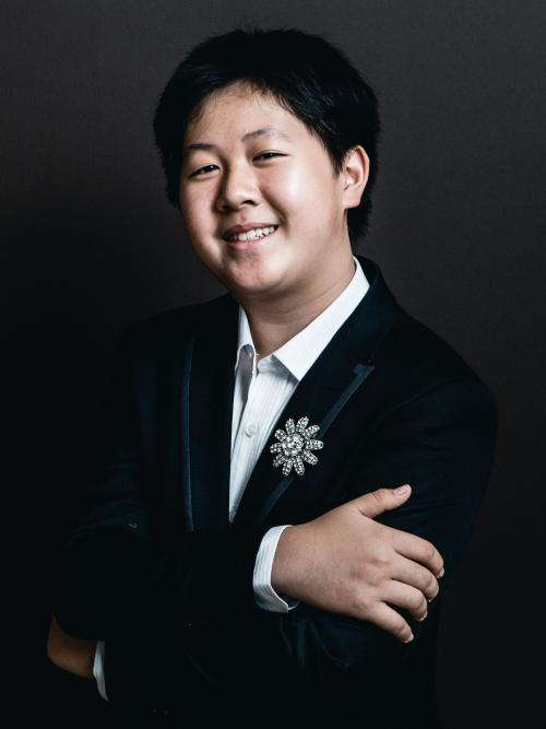 Shuan Hern Lee -Piano - Bernice Gressman Meyerson -FIRST PRIZE2019 Cliburn International JuniorPiano Competition & Festival