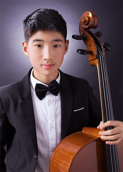 Max Wung -Cello - Professional Junior (13-17)SECOND PRIZE - 2019Beijing Conservatory - Ai QinInternational Cello Competition