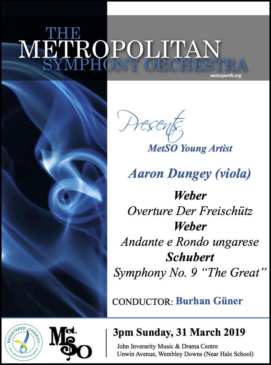 MetSO 2019 Autumn Flyer
