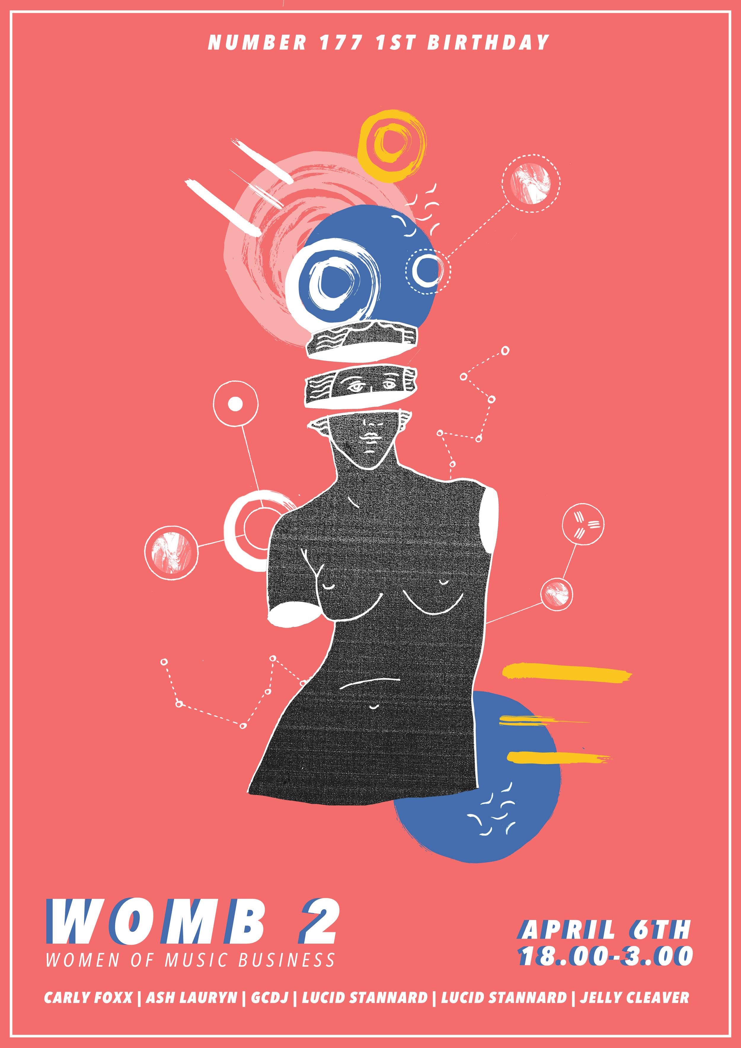 Loveblood - Rosie Carmicheal -womb-poster-lineup.jpg
