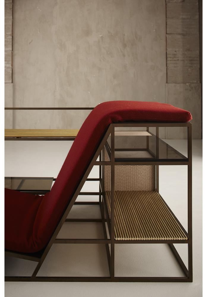 Living in a chair - for Nilufar