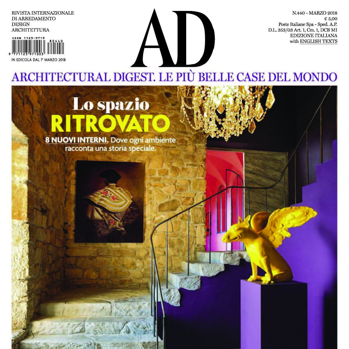 AD Ita - March