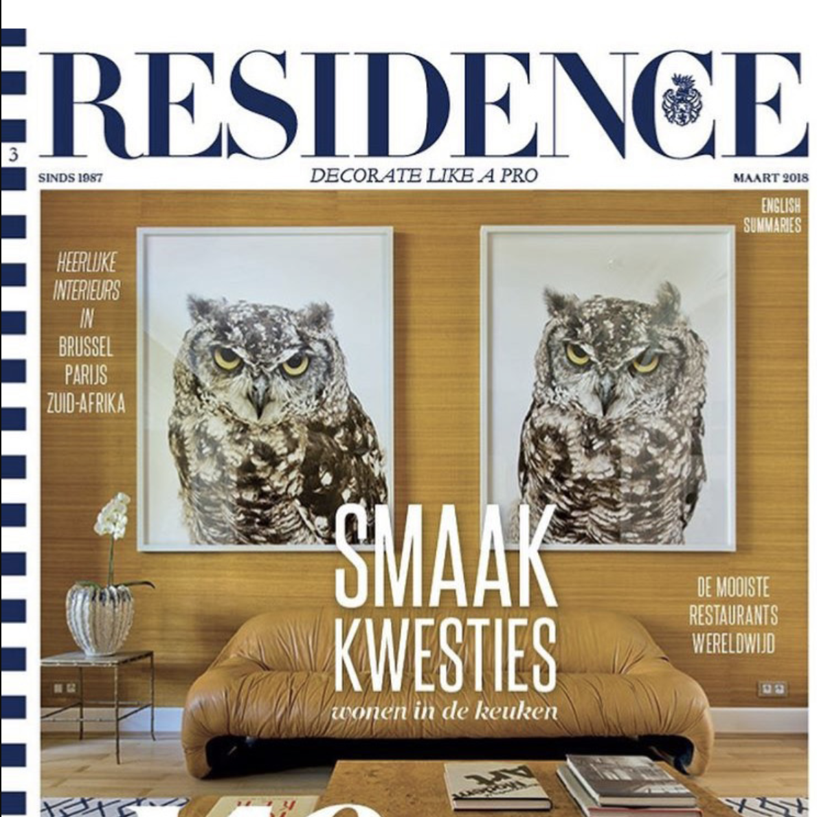 RESIDENCE NL - March