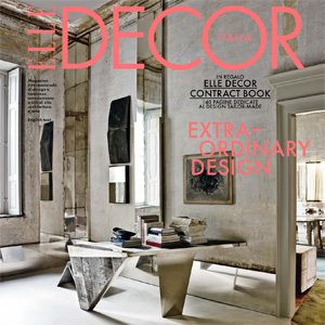 Elle DECOR Ita - October