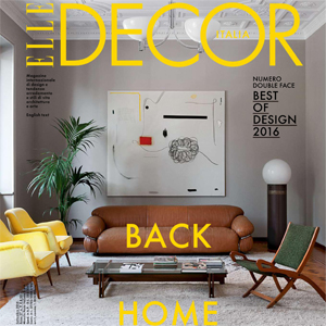 Elle DECOR Ita - September